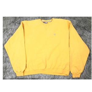Vintage Champion Sweatshirt 90s Made In Mexico